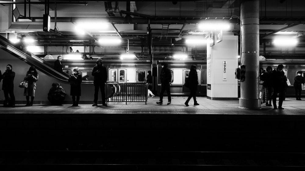 地下鉄写真